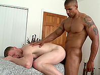 Robert Axel and his buddy fuck each other's butts in a hot gay sex vid